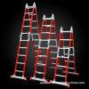 中国の生産者の多目的共同梯子FRPの折りたたみ梯子