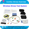 12-Lead ECG Data Holter prueba de estrés Análisis del sistema de software inalámbrico para el ejercicio de estrés cardíaco-Maggie
