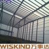 Prefabricated 용접된 H 광속 빛 강철 구조물 작업장 창고
