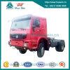 Sinotruk HOWO 380HP 4X4 모든 바퀴 드라이브 트랙터 트럭