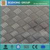 Plat Checkered en aluminium de la bonne qualité 7005 chauds de vente