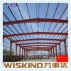 Almacén prefabricado del acero de la alta calidad de Wiskind GB Q235 Q345