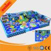 Campo de jogos interno macio dos brinquedos da área de jogo das crianças com CE