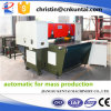 Hydraulic automatico Beam Cutting Press con Conveyor Belt