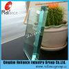 vidrio de flotador claro de 19m m con Ce/ISO