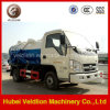 Foton 4X2 2000liter/2cbm/2m3/2ton/2000L Vacuum Truck