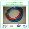 フレオン充満のための青および赤いCRのゴム製ホース