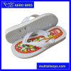 Ботинки сандалии тапочек PVC белого цвета единственные для людей