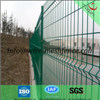 베스트셀러 3D Effect Decorative Curvy Welded Wire Mesh 정원 Fence