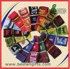 Шарф футбола шарфа вентилятора шарфа футбола таможни фабрики связанный 100%Acrylic