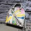 Shell impreso colorido empaqueta el bolso grande del hombro (XD150636B)