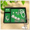Fabrik Direct Price PU Leather Brown Packaging Box für Jewelry