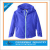 Kids por atacado Polyester 100% Comfortable Soft Shell Jacket com Hood