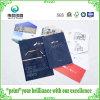 Varios folletos creativos de la dimensión de una variable de la impresión (promoción)