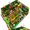 Amusement Parkのための子供Indoor Playground Rock Climber