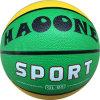 Basket-ball en caoutchouc de cinq tailles (XLRB-00225)