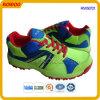 Дешевый размер ботинка баскетбола хорошего качества воинский зеленый белый (RW50721J)