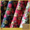 Matéria têxtil lig com a EVA para sacos, sapatas (CF004)