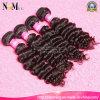 Pulire la trama nessun tessuto profondo peruviano dei capelli dell'onda dei capelli cari dei pidocchi