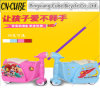 Heiße Verkaufs-umweltfreundliche Spielzeug-Gepäck-Kind-Plastikkoffer-Kasten