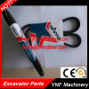 Le ventilateur d'engine d'excavatrice de machine de construction partie la courroie Ec210 d'état d'air