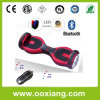 Bluetooth/Remote Controller를 가진 가장 새로운 U Shape Two Wheels Self Balancing Scooter 6.5 Inch 700W Hoverboard Electric Skateboard 황소 Bw7
