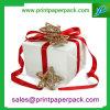 Rectángulo de regalo hecho a mano de la cartulina de la Estrella-Cinta de la alta calidad