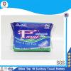 Toalhas sanitárias da absorvência elevada barata do preço de fábrica para mulheres