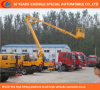 6wheels高いAltitude Operation Truck、High Lifting Platform Truck