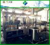 Machine de remplissage carbonatée de l'eau de boisson non alcoolique de bouteille en plastique automatique
