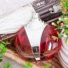 Bouteille de parfum antique en cristal de concepteur de marque avec le bon parfum d'odeur