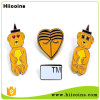 Divisa de encargo popular del Pin de la solapa del metal del oso del fabricante
