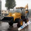 Excavatrice de chenille de prix bas, excavatrice dépistée, excavatrice de roue en Chine
