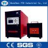Máquina de calefacción el cubrir con bronce de inducción de la industria para los tubos de aluminio que cubren con bronce