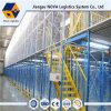 Hochleistungsstahlfußboden-Mezzanin mit dem Ladeplatten-Racking unterstützt