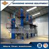 鉄マンガン重石、ジルコン、ルチル、イルメナイト、Monazite、ガーネット生産ライン