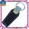Keychain de couro anunciado para o presente do Keyring do carro