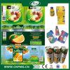 병 음료를 위한 좋은 품질 공급 PVC 수축 레이블