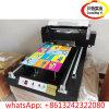 Принтер принтера карточки удостоверения личности пластичный с UV печатание чернил сразу