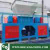 granulador con dos ejes 50HP para el envase grande