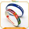 Kundenspezifischer SilikonWristband mit Geschenk