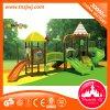 Schule-Spielplatz-Geräten-im Freienspielplatz