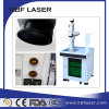 De kleine Vervaardiging van de Machine van de Gravure van de Laser van de Vezel van het Roestvrij staal