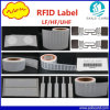 Tag de papel da etiqueta da voz passiva RFID do animal de estimação para a gerência