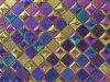 Het Glas van Backsplash van het Ontwerp van de klomp voor de Tegels van het Mozaïek