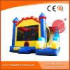 Im Freien aufblasbares federnd springendes Haus kombiniert für Kinder T3-105