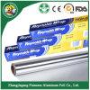 Papel de aluminio del hogar del envasado de alimentos del precio de fábrica 8011