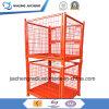 Powder Coating著スタック可能パレットまたは習慣の鋼鉄収納箱または金網の容器