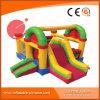 スライド(T3401)を持つ子供のためにコンボおかしく膨脹可能な跳躍の家