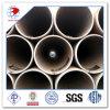 tubo ASTM A36 del CS de 42inch LSAW con la capa negra